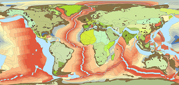 Geoscience products: Power to Visualize, Understand and Predict